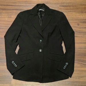 Ann Taylor Black Blazer Size 4